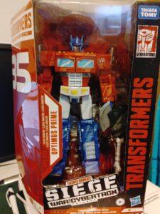 35th Anniversary Optimus Prime